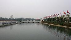 Зарубежные страны. Северная Корея. Архивное фото