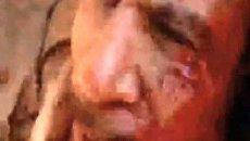 Последние минуты жизни Муамара Каддафи