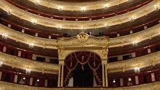 Большой театр готовится к открытию во вновь обретенном величии