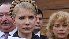 Юлия Тимошенко вызвана в Генпрокуратуру Украины
