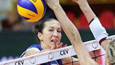 Женская сборная РФ по волейболу вышла в 1\4 финала чемпионата Европы