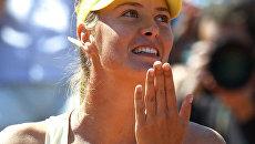 Шарапова вышла во второй круг US Open