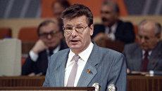 Петр Лучинский. Фото 1990 г.