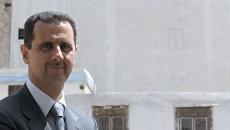 Президент Сирии заявил о прекращении всех операций против демонстрантов