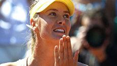 Шарапова вошла в тройку лидеров международного рейтинга Женской теннисной ассоциации