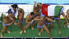 Мужская сборная Италии