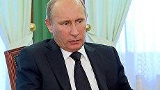 Путина просят поддержать идею обязательного страхования водного транспорта