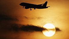 Самолет Airbus. Архивное фото