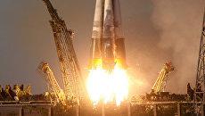 Запуск РН Союз-У с ГТК Прогресс М-11М. Архив