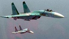 Истребители России и НАТО в небе перехватили угнанный борт