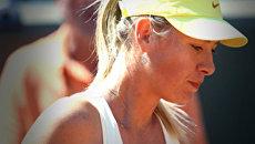 Мария Шарапова проиграла в полуфинале Ролан Гаррос