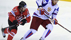 Сборная России по хоккею обыграла канадцев и вышла в полуфинал ЧМ