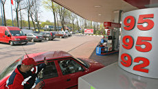 Бензин в РФ за неделю подорожал на 0,2%, дизтопливо на 1,1%