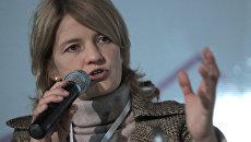 Президент группы копаний InfoWatch Наталья Касперская. Архивное фото