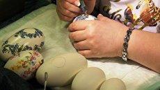 Пасхальные яица. Архивное фото