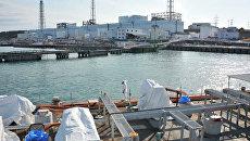 АЭС Фукусима в Японии. Архив