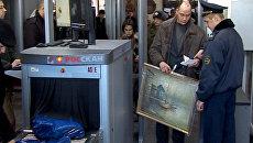 Новая система досмотра багажа способна обнаружить взрывчатку за минуту