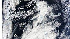 Данные спутниковой съемки свидетельствовали о приближении землетрясения в Японии