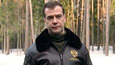 Медведев призвал политиков быть аккуратными в оценках ситуации в Ливии