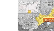 Республика Тыва. Архив