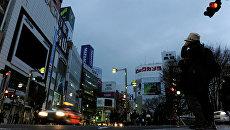 Частичное отключение электроэнергии в Токио в связи с землетрясением