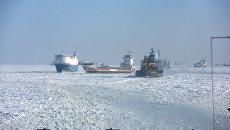 Ледовая обстановка в Финском заливе
