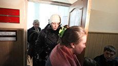 Рассмотрение уголовного дела в отношении Анны Шавенковой. Архивное фото