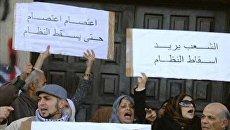 Сын Каддафи призвал оппозицию не допустить в Ливии гражданской войны