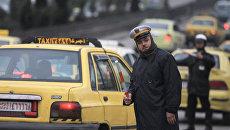 Сирийская полиция в Дамаске. Архивное фото