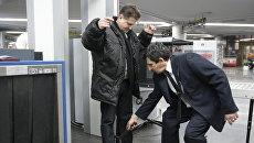 Усиление мер безопасности в аэропорту Сочи после теракта в Домодедово, Архив