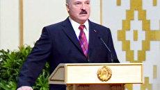 Лукашенко в четвертый раз вступил в должность президента Белоруссии