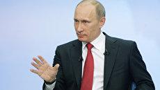 Владимир Путин регулярно подчеркивает, что он, прежде всего, отвечает за экономику Российской Федерации.