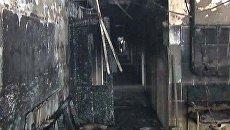 Трое пациенток погибли во время пожара в доме-интернате под Омском