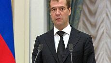 Медведев сравнил спортсменов с политиками