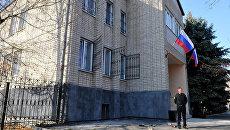 Здание суда станицы Кущевская Краснодарского края