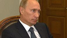 Путина заверили, что зерна в России хватит по любым прогнозам