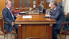 Путин выделил деньги на поддержку предприятий промышленности и бизнеса