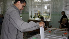 Выборы в Приамурье. Архивное фото
