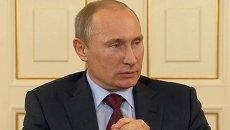 Путин о ношении хиджабов в российских школах и единой форме для учеников