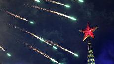Кремлевская звезда. Архивное фото