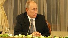 Путин о нереалистичном вступлении в Евросоюз и безвизовом режиме