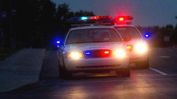 Полицейская машина США