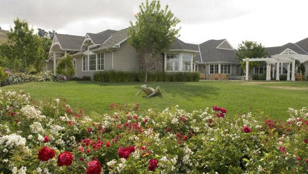 Дом Джорджа Марка в северной Калифорнии
