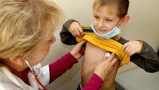 Лечение гриппа и ОРВИ у детей. Архив