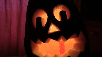 Ужасный Джек, или Как сделать тыкву к Хэллоуину