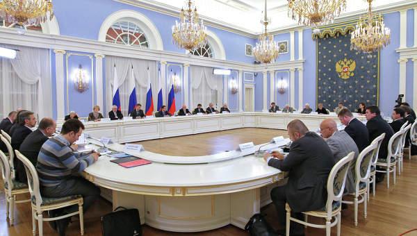 Президентский Совет по правам человека. Архивное фото