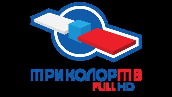 Логотип Триколор ТВ Full HD
