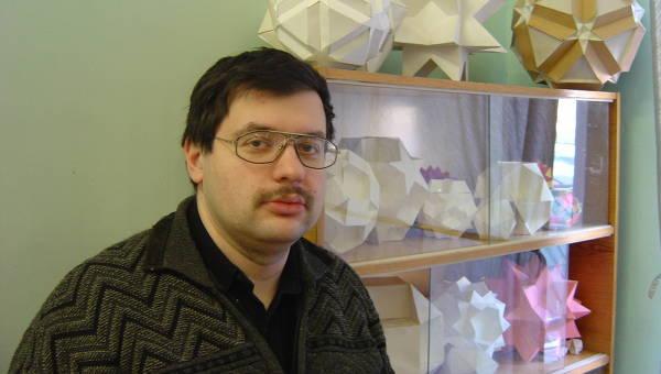 Директор физико-математического лицея №239 Санкт-Петербурга Максим Пратусевич