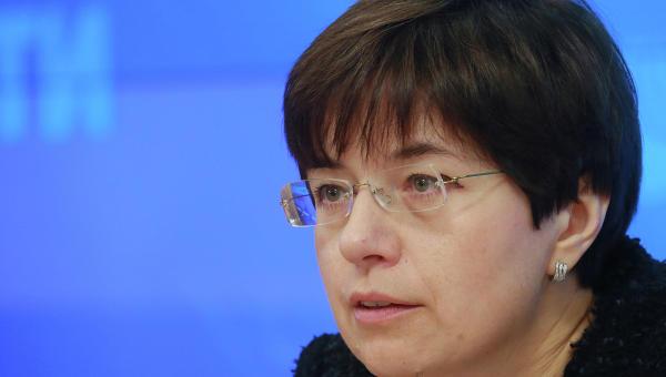 Первый заместитель председателя Банка России Ксения Юдаева. Архивное фото