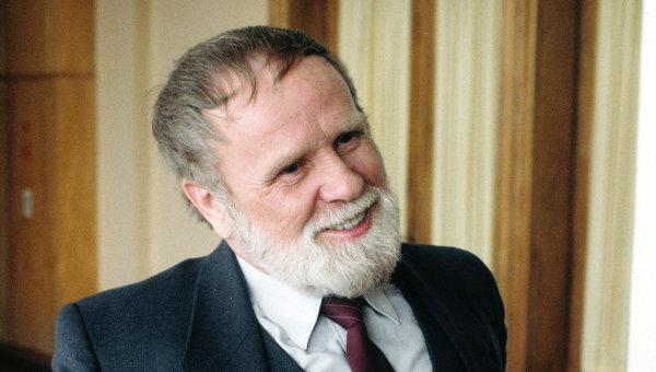 Писатель Василий Белов. Архив